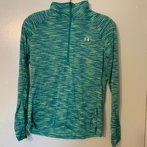 Under Armour quarter zip jacket